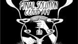 Фрагмент концертного плаката группы Pere Ubu: Final Solution Countdown