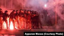 'Minsk' filmindən kadr