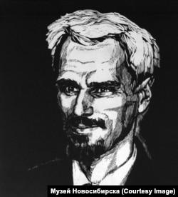 Портрет Юрия Кондратюка