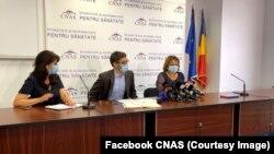 Reprezentanții CNAS au anunțat că schimbă modul de finanțare al pacienților COVID-19