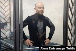 Андрей Пивоваров, 2 июня 2021 года