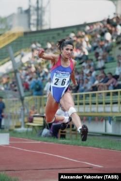 Иоланда Чен, 1995 год