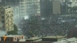 Եգիպտոսում նոր բախումներ են սկսվել