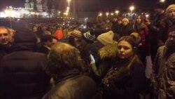 Russians Mourn Putin Critic Nemtsov On Murder Anniversary