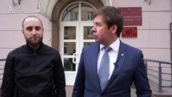"""Начался суд над """"узником Болотной"""" Бученковым"""