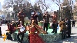 Milli Parkda Novruz şənlikləri