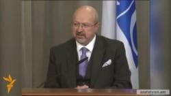 ԵԱՀԿ գլխավոր քարտուղարը «պայթյունավտանգ» է որակում ղարաբաղյան հակամարտությունը