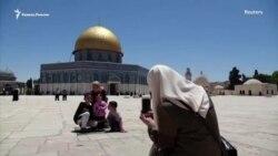 Мечеть аль-Акса открыта после карантина