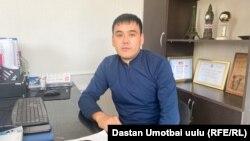 Абазбек Айтиев.