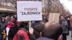 Прихильники опозиції протестували через політику уряду Косова (відео)