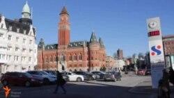 Вай кхаьчна меттигаш: ХIелсингборг (Швеци)