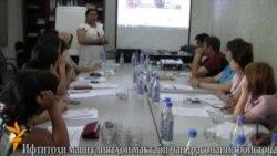 Ифтитоҳи Мактаби журналистикаи чандрасонаӣ