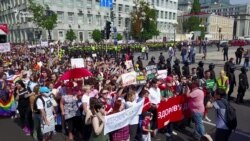 Марш рівності у Києві. Вимога: «Країна для всіх!»