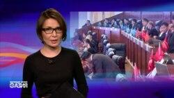 Белый верх, черный низ. Для кыргызских журналистов вернули советский дресс-код. Эфир Настоящее Время. Азия - 7 ноября