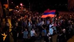 Përleshje e armatosur në Armeni