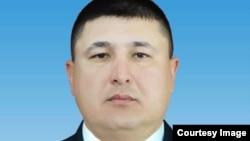 Улукбек Умаров.