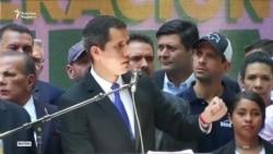 Дүйсенбіден бері жарықсыз қалған Венесуэлада оппозиция наразылыққа шақырды
