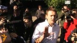 Навальный иреккә чыкты