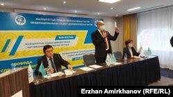 OSDP-nin forumu, 27 noyabr, 2020-ci il