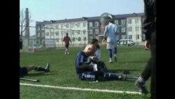ЗаьIапхойн футболан тобанийн къийсадаларш Соьлж-гIалахь