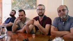 Нариман Джелял о перспективах «Крымскаой солидарности» (видео)