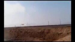 Азербайжан-Армения: атылган тик учак