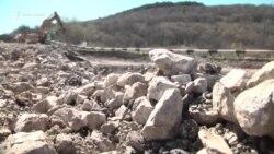 Трассу «Севастополь-Симферополь» готовят к ремонту (видео)