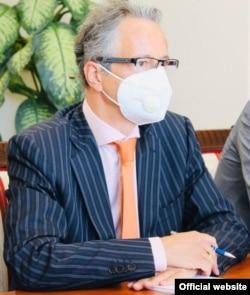 Глава миссии ОБСЕ в Молдове Клаус Нойкирх