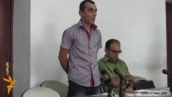 Ընդդիմադիրը ցուցմունք տվեց ոստիկանությունում շիկացած երկաթով խոշտանգվելու մասին