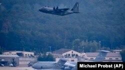 Baza aeriană Ramstein. 9 iunie 2020