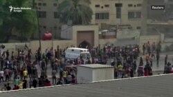 Sukob policije i demonstranata u Bagdadu