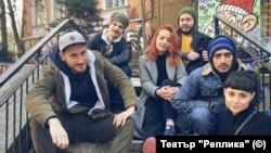 Благой Бойчев, Ивайло Драгиев, Боряна Йовчева, Милко Йовчев, Ованес Торосян и Милена Ерменкова