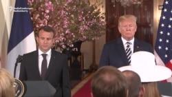 Trump Praises 'Key Partnership' With France