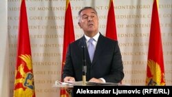 Milo Đukanović, predsednik Crne Gore, 8. oktobar 2020.
