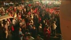 Собири на поддршка за Ердоган