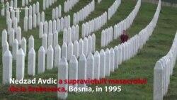 Un supraviețuitor își reamintește masacrul de la Srebrenica