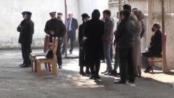 Маросими видоъ бо Ҳабибулло Абдураззоқов дар Душанбе