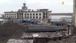 Обвал ґрунту не загрожує пам'яткам на Поштовій площі у Києві
