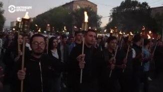 Армения и Азербайджан вспоминают жертв вооруженного конфликта в Нагорном Карабахе