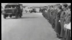 Obuka Titovih partizana na Malti (Reuters video)