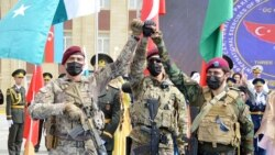 Չորս թուրք-ադրբեջանական զորավարժություն՝ վերջին մեկ շաբաթում