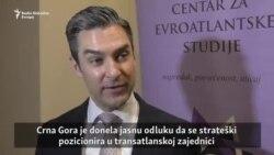 Vilson: Prijem Crne Gore u NATO je spor, ali ne i upitan