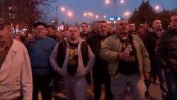 Marš protiv dvojezičnosti u Makedoniji
