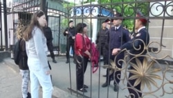 Полиция ұстаған алматылықтар босап шықты