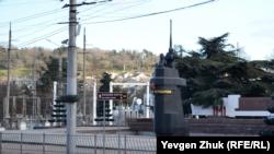 Памятник подводникам-черноморцам
