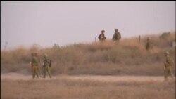 Povlačenje izraelskih vojnika iz Gaze
