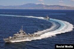 Великобритания предоставляет кредит не только на катера, но и на береговую инфраструктуру ВМС