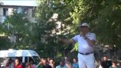 Суручану поёт в Бендерах