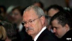Словакия президенті Иван Гашпарович.