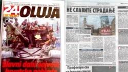 'Oluja' iz ugla Zagreba i Beograda